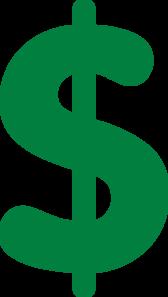 Cash clipart symbol. Money sign clip art