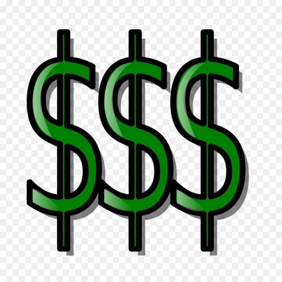 Cash clipart symbol. Dollar sign clip art