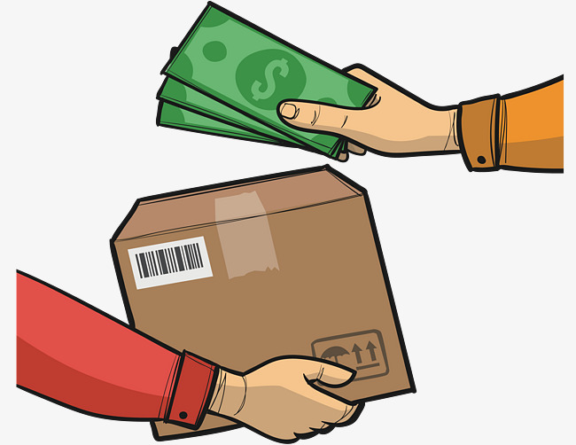 Hand in png express. Cash clipart vector