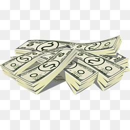 Cash clipart vector. Dollar png vectors psd