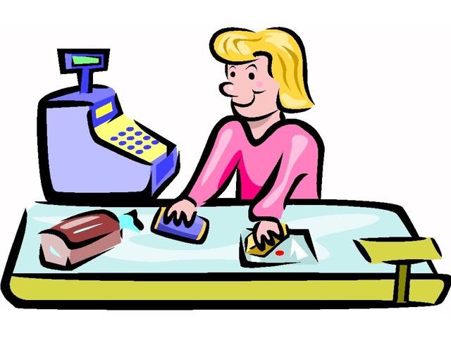Cashier clipart casher. Cashiers training job placement