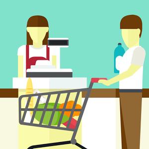Brain training apk androidappsapk. Cashier clipart cashier supermarket