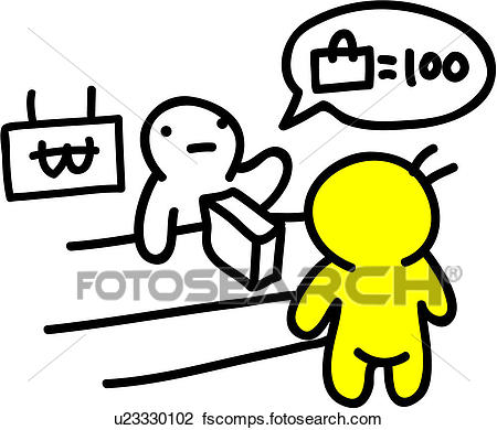 Cashier clipart checkout. Free download best on