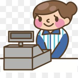 Cash register clip art. Cashier clipart child money