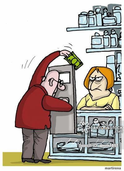 Cashier clipart consumer product. Rights cartoons and comics