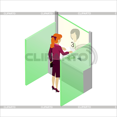Cashier clipart consumer product. Stock photos and vektor