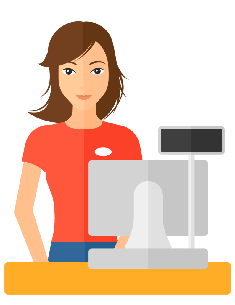 Cashier clipart consumer product. Challenges and risks associated