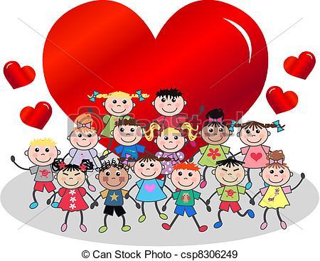 Valentines day incep imagine. Cashier clipart kid