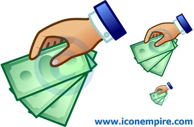 Cashier clipart paid. Business pay