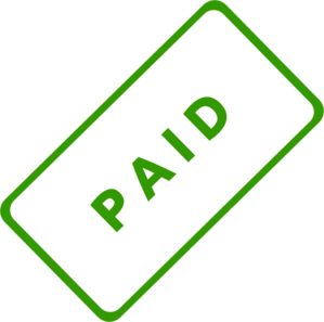 Free payment cliparts download. Cashier clipart paid