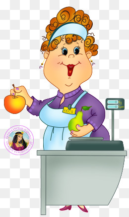 Shop Assistant Png