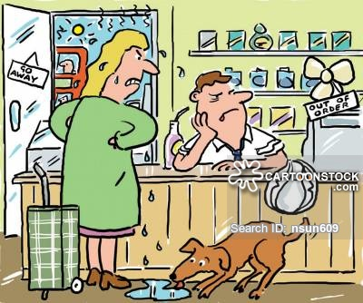 Cashier clipart shop keeper. Shopkeeper cartoons and comics