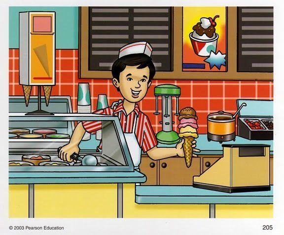 Cashier clipart shop keeper.  best berufe images