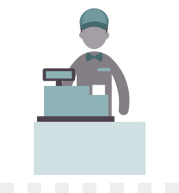 Free download storefront cafe. Cashier clipart table