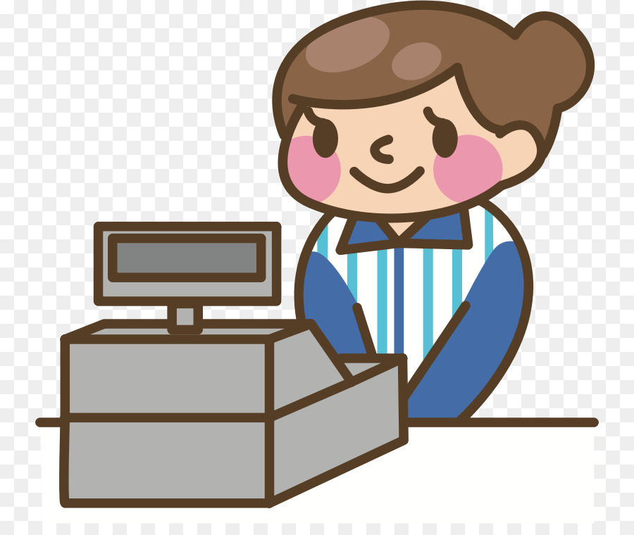Cash register clip art. Cashier clipart transparent