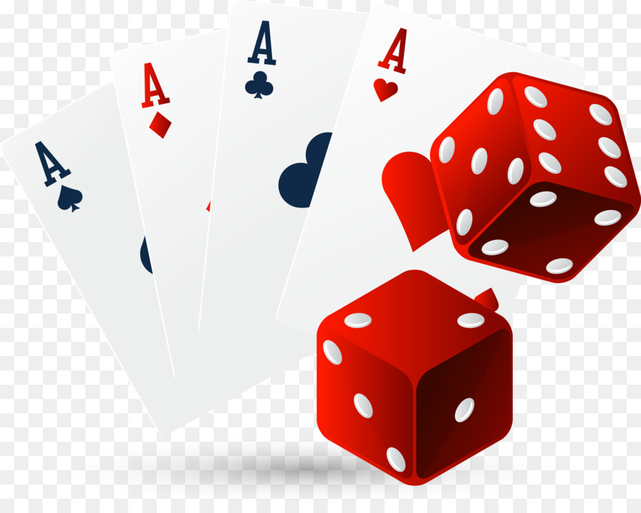 Casino clipart ace. Dice playing card game