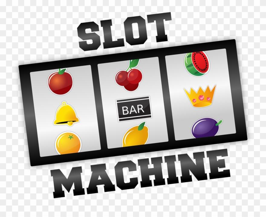 Clip art slot machines. Casino clipart animated