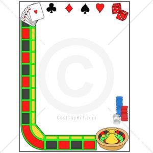 Panda free images casinoclipart. Casino clipart border