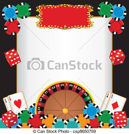 Casino clipart border. Clip art free borders
