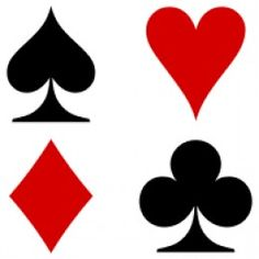 Free clip art of. Casino clipart card game