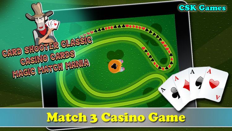 Casino clipart card magic. Shooter classic cards match