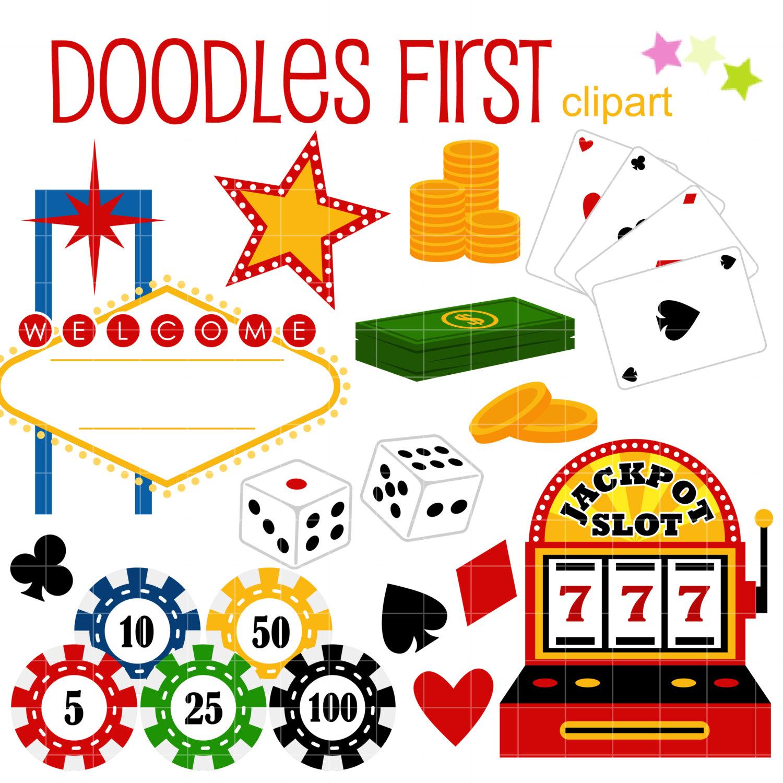 Casino clipart casino las vegas. Free clip art download