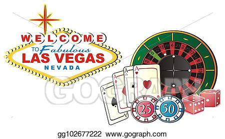 Stock illustration a lot. Casino clipart casino las vegas