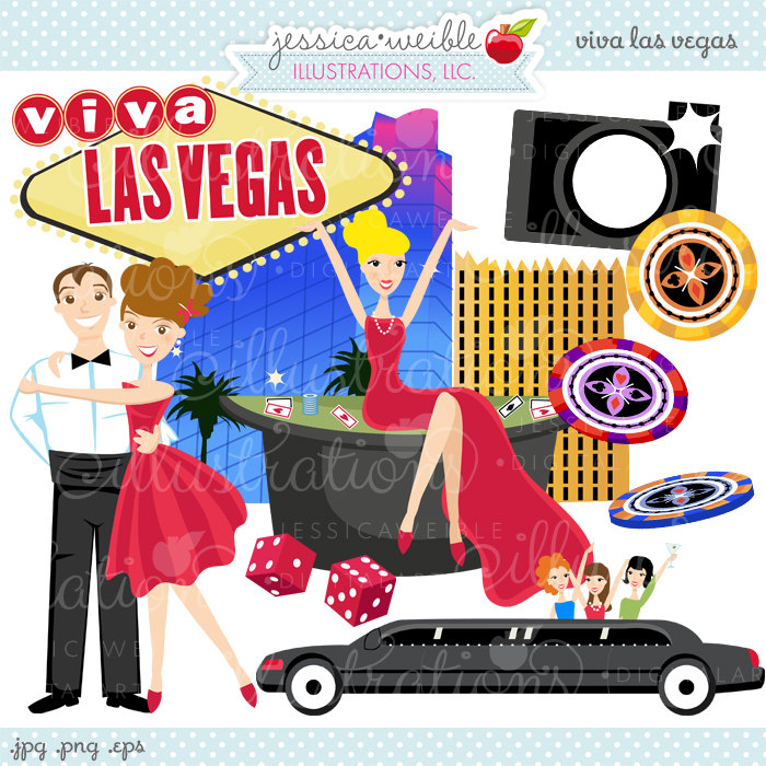 Casino clipart casino las vegas. Viva cute digital commercial