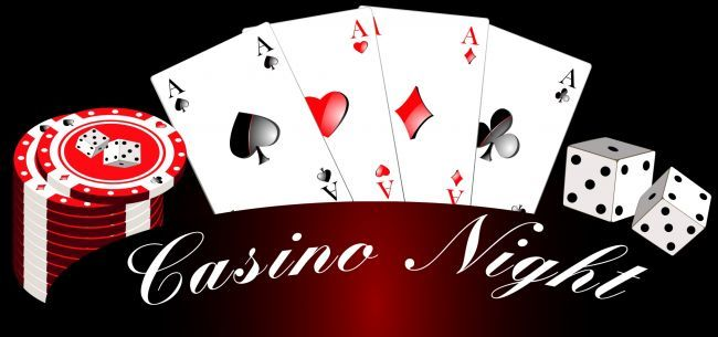 Casino clipart casino night. Clip art from pto