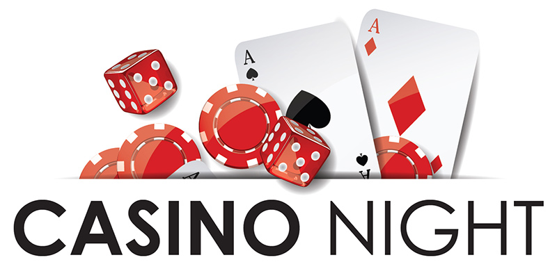 Casino clipart casino night. Try your luck at