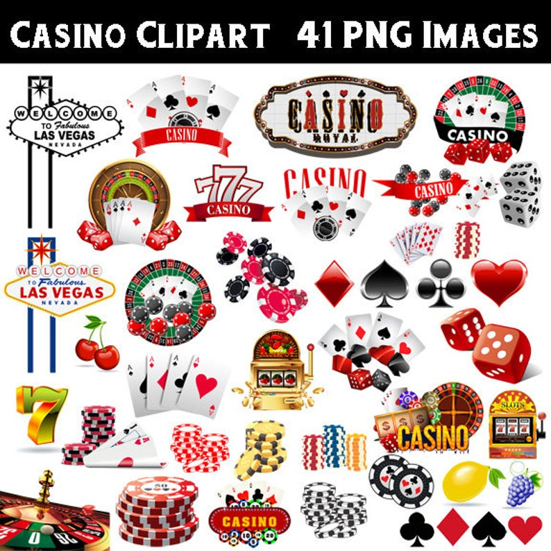 Digital instant download png. Casino clipart casino sign