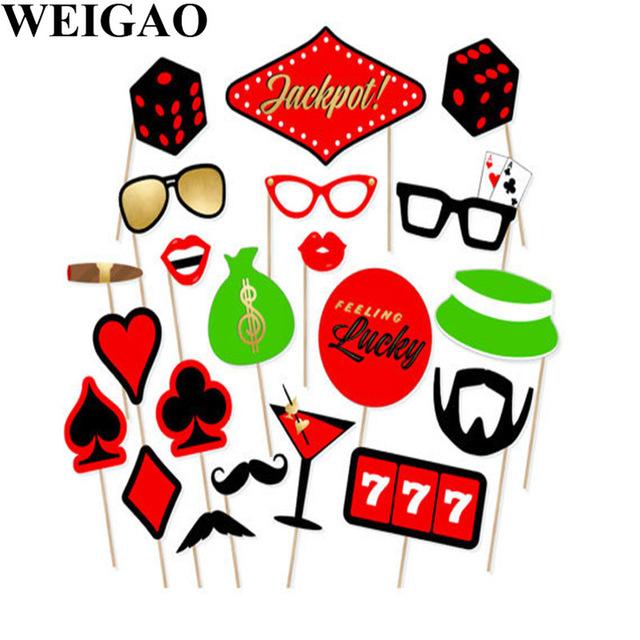Weigao pcs poker theme. Casino clipart casino themed