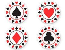 Casino clipart casino themed. Edble chips poker black