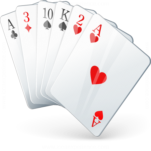 Cards image incep imagine. Casino clipart deck card