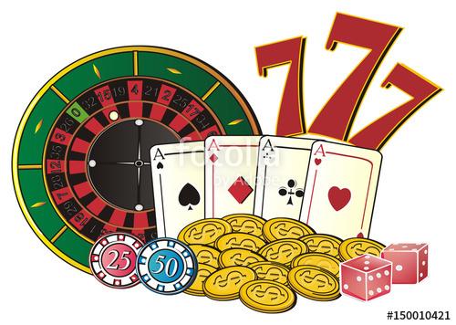 Casino clipart dice vegas. Las america usa illustration