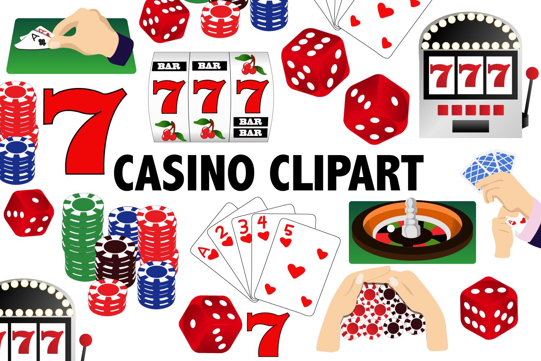 . Casino clipart gambling