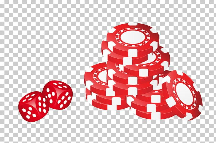 Token poker dice png. Casino clipart gambling
