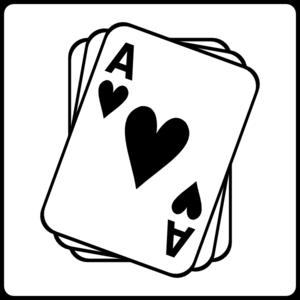 Hotel icon has clip. Casino clipart line art