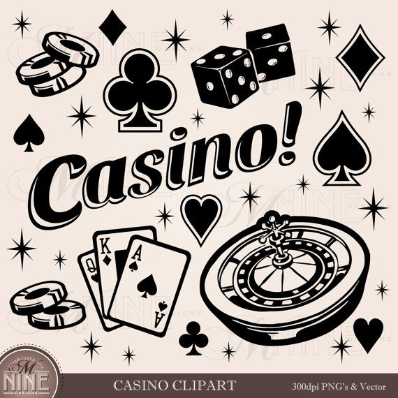 Night clip yahoo image. Casino clipart line art