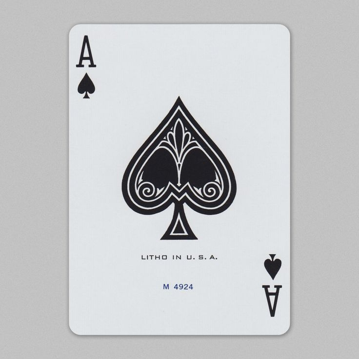 Casino clipart line spades ace.  best of collection
