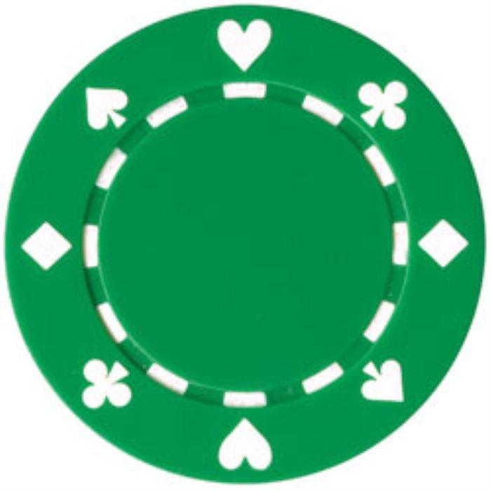 suited design set. Chip clipart poker