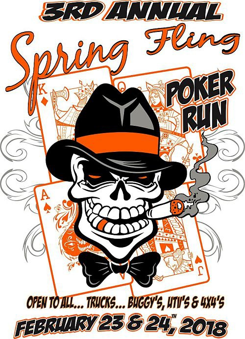 Casino clipart poker run. Desert racing s rd