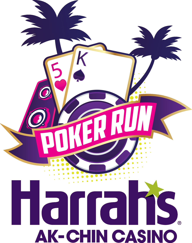Casino clipart poker run. Harrah s ak chin
