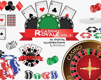 Art etsy cliparts clip. Casino clipart poker run