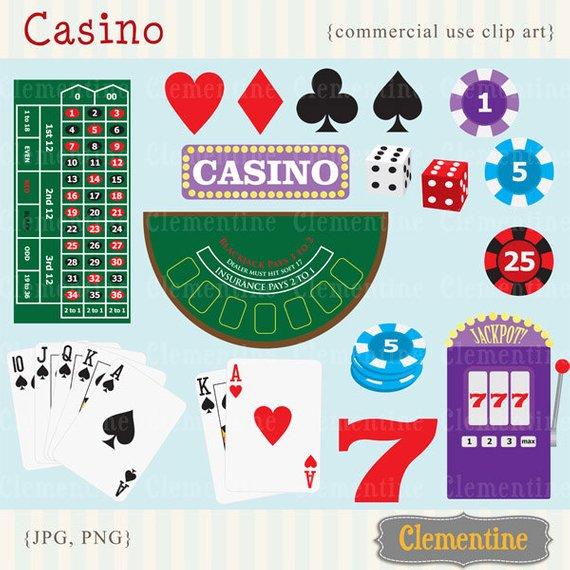 Casino clipart poker run. Clip art images royalty