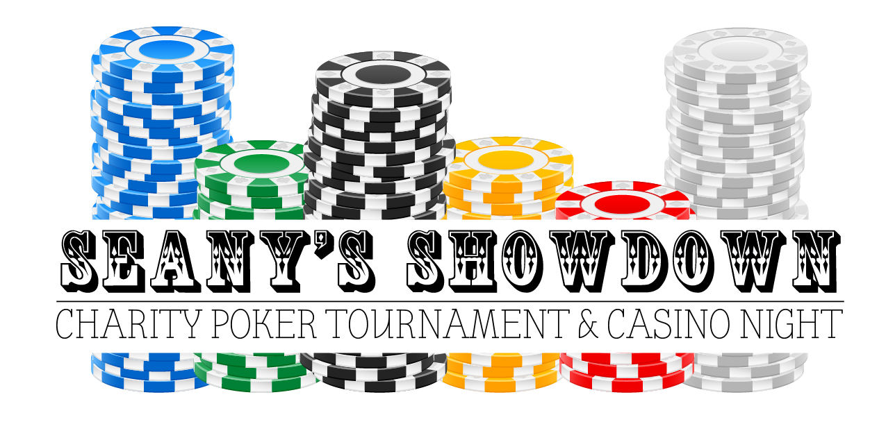 Casino clipart poker tournament. Seany s showdown charity