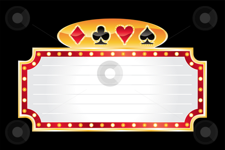 Casino clipart printable. Sign