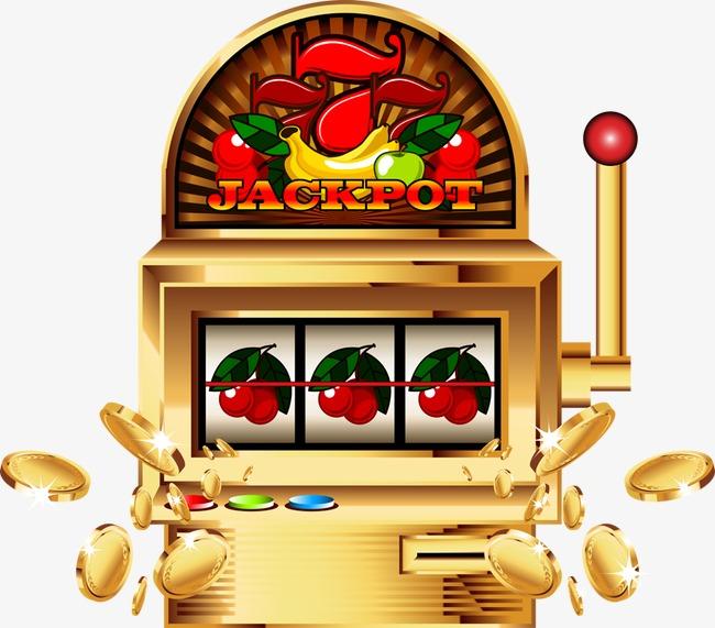 Gambling game png image. Casino clipart slot machine