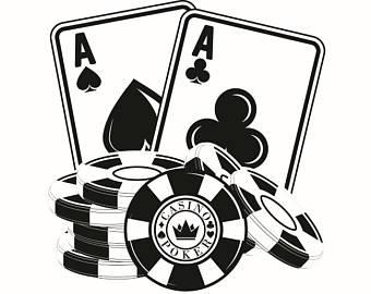 Casino clipart svg. Poker chips etsy logo