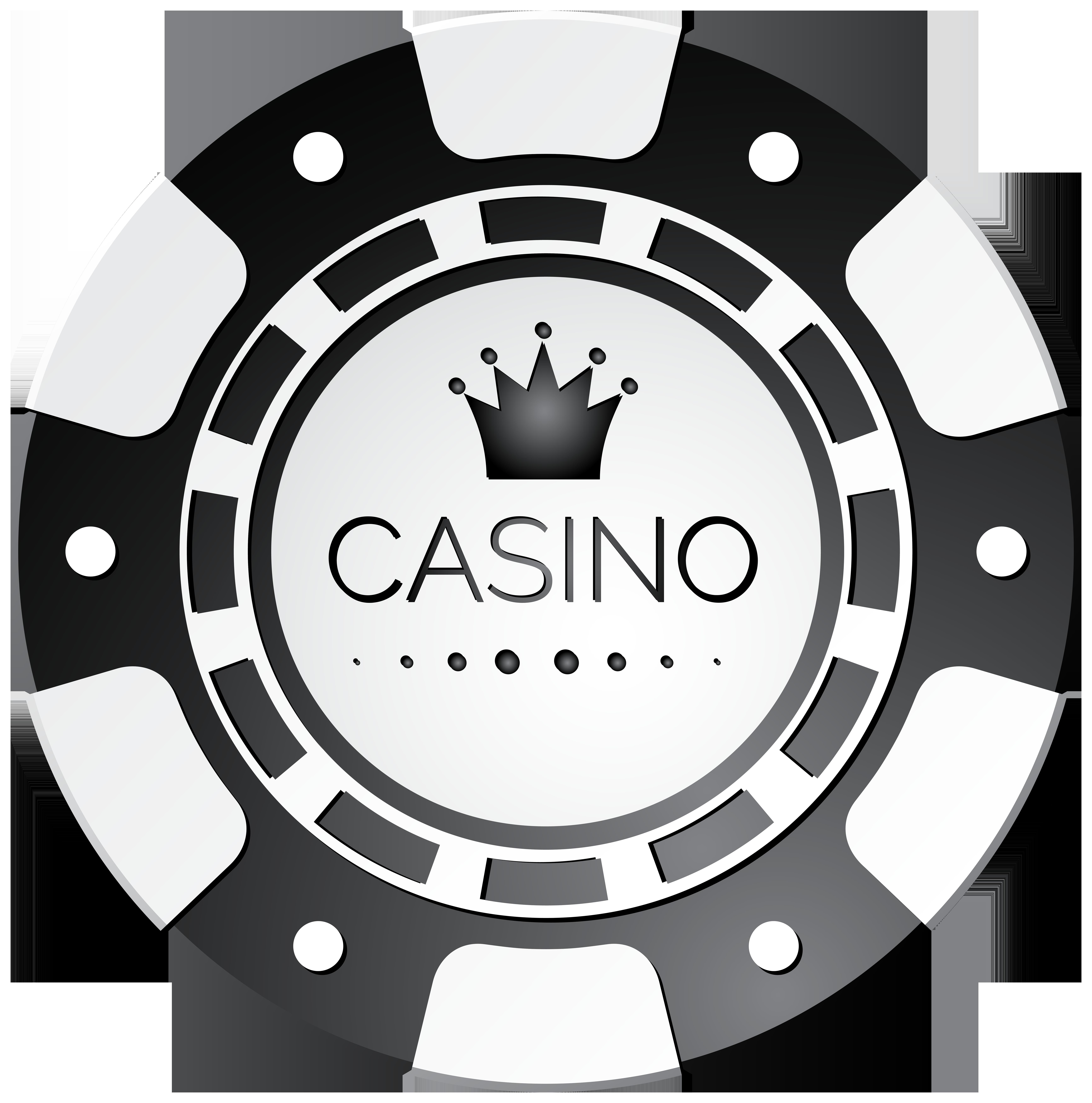 White chip png clip. Casino clipart symbol